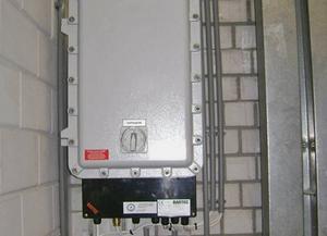 Ex Control Fire Door Operator