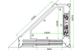 The Lift Solution for Limited Space