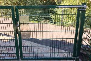 Kindergarten Gate Closer