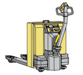 Pull type gas springs fabricated custom-made DICTATOR